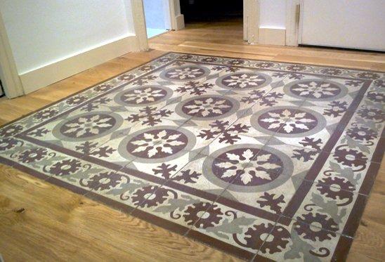 Suelos hidr ulicos alfombras y patchworks qualitas quattro for Suelo hidraulico antiguo