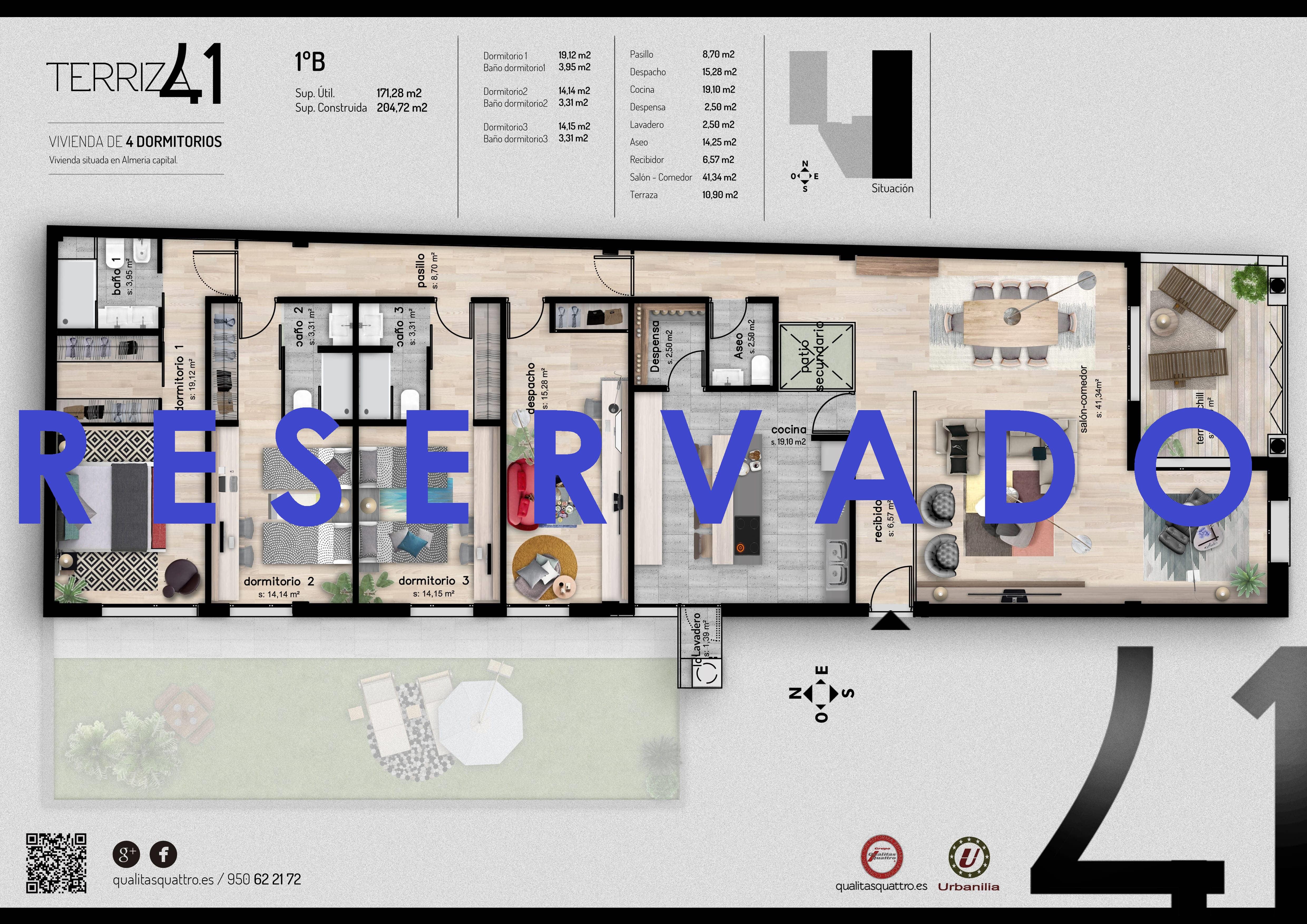 PRIMERO B VIVIENDA 204 m2 RESERVADO